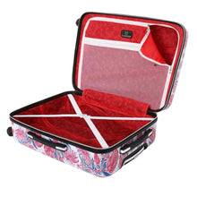 "Load image into Gallery viewer, Halina Car Pintos FLY 28"" Floral Luggage-HALINA - Made with Love"