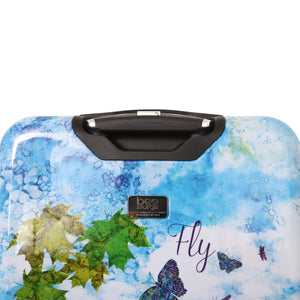 "Halina Bee Sturgis FLY DREAM 24"" Butterfly Luggage-HALINA - Made with Love"