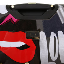 "Load image into Gallery viewer, Halina Nikki Chu KISS ME 28"" Cute Luggage-HALINA - Made with Love"