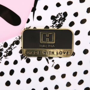 "Halina Nikki Chu SURE 24"" Cute Luggage (Lock Version)-HALINA - Made with Love"