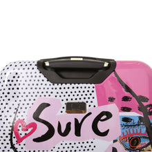 "Load image into Gallery viewer, Halina Nikki Chu SURE 24"" Cute Luggage-HALINA - Made with Love"