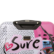 Load image into Gallery viewer, Halina Nikki Chu SURE 3 Piece Cute Luggage Set (Lock Version)-HALINA - Made with Love