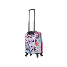 Load image into Gallery viewer, Halina Nikki Chu SURE 3 Piece Cute Luggage Set-HALINA - Made with Love