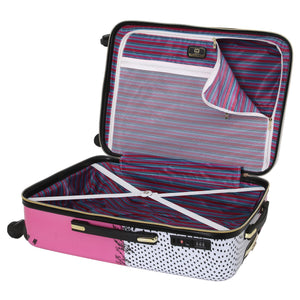 "Halina Nikki Chu SURE 28"" Cute Luggage (Lock Version)-HALINA - Made with Love"