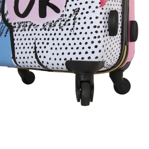"Halina Nikki Chu SURE 24"" Cute Luggage-HALINA - Made with Love"