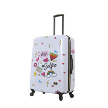 "Load image into Gallery viewer, Halina Nikki Chu WHATEVER 28"" Cute Luggage-HALINA - Made with Love"