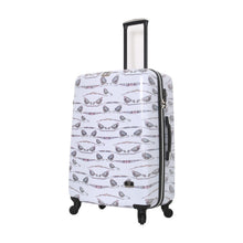 "Load image into Gallery viewer, Halina Valerie Valerie AUBERGINE 28"" Bird Luggage (Lock Version)-HALINA - Made with Love"