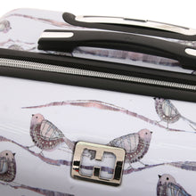 "Load image into Gallery viewer, Halina Valerie Valerie AUBERGINE 24"" Bird Luggage (Lock Version)-HALINA - Made with Love"