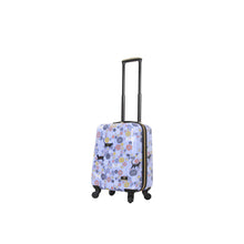 "Load image into Gallery viewer, Halina Vicky Yorke URBAN JUNGLE CATS 20"" Carry On Cat Luggage-HALINA - Made with Love"