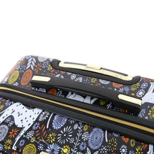 "Load image into Gallery viewer, Halina Vicky Yorke URBAN JUNGLE DOGS 24"" Dog Print Luggage-HALINA - Made with Love"