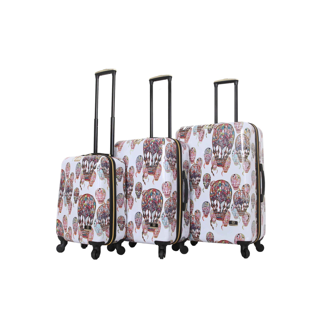 Halina Susanna Sivonen BALLONG 3 Piece Luggage Set-HALINA - Made with Love