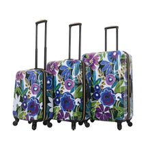 Load image into Gallery viewer, Halina Collier Campbell GRANDIFLORA 3 Piece Floral Luggage Set-HALINA - Made with Love