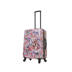 "Halina Susanna Sivonen SQUAD 24"" Cartoon Luggage-HALINA - Made with Love"