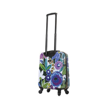 "Load image into Gallery viewer, Halina Collier Campbell GRANDIFLORA 24"" Floral Luggage-HALINA - Made with Love"