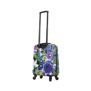 "Halina Collier Campbell GRANDIFLORA 24"" Floral Luggage-HALINA - Made with Love"