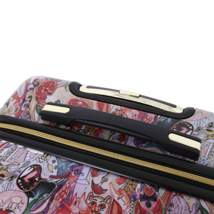 Halina Susanna Sivonen SQUAD 3 Piece Cartoon Luggage Set-HALINA - Made with Love