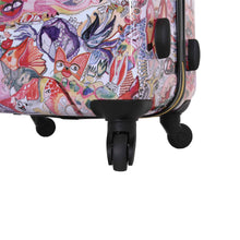 "Load image into Gallery viewer, Halina Susanna Sivonen SQUAD 20"" Carry On Cartoon Luggage-HALINA - Made with Love"
