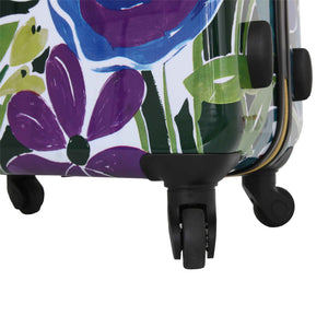 "Halina Collier Campbell GRANDIFLORA 20"" Carry On Floral Luggage-HALINA - Made with Love"