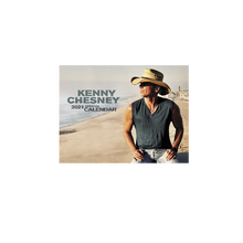 Load image into Gallery viewer, Kenny Chesney 2021 Pocket Calendar- PRESALE