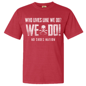 We Do Red Tee