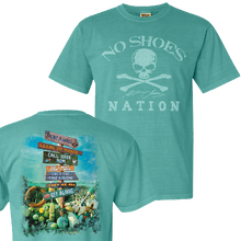 Load image into Gallery viewer, No Shoes Nation Seafoam Lyric Tee