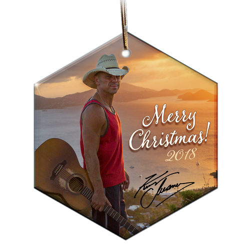 Kenny Chensey 2018 Christmas Ornament