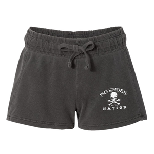 No Shoes Nation French Terry Pepper Shorts