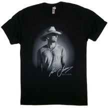 Load image into Gallery viewer, KENNY CHESNEY 2015 VINTAGE BLACK TOUR TEE