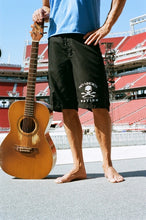 Load image into Gallery viewer, KENNY CHESNEY BLACK BOARD SHORTS