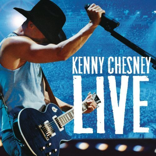 KENNY CHESNEY CD - LIVE