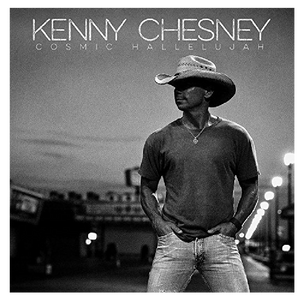 KENNY CHESNEY CD - COSMIC HALLELUJAH