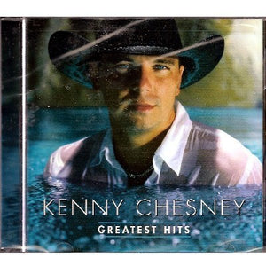 KENNY CHESNEY CD - GREATEST HITS