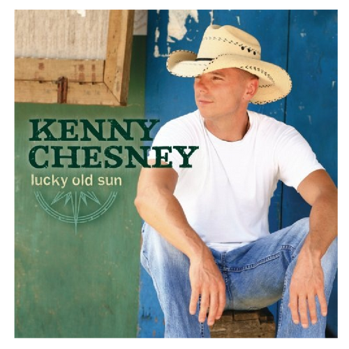 KENNY CHESNEY CD - LUCKY OLD SUN