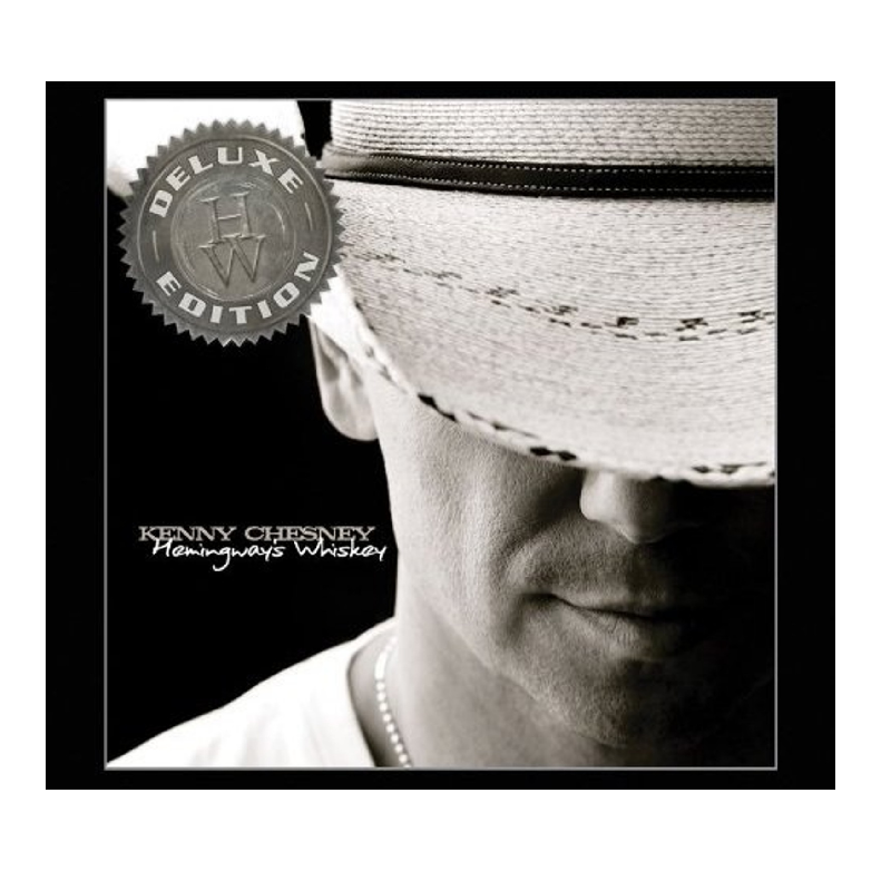 KENNY CHESNEY DELUXE CD/DVD HEMINGWAY'S WHISKEY