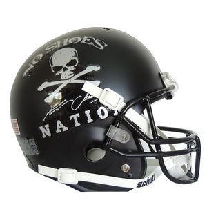 Kenny Chesney Custom NFL Helmet- ONLINE EXCLUSIVE