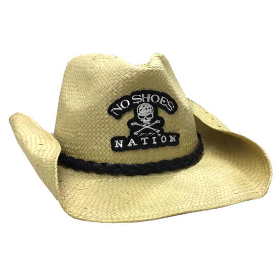 Kenny Chesney Straw Hat