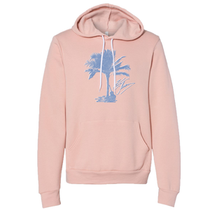 Kenny Chesney Palm Tree Peach Hoodie
