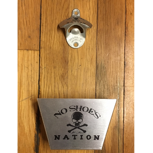 Kenny Chesney Wall Mount Bottle Opener and Cap Catcher