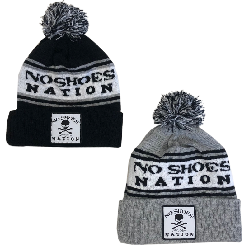 No Shoes Nation Beanie