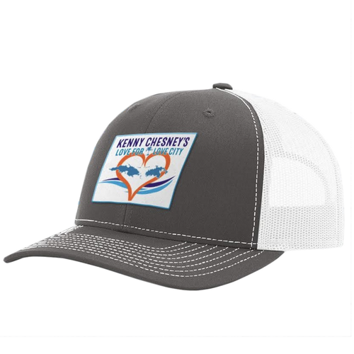 OFFICIAL KENNY CHESNEY LOVE FOR LOVE CITY BALLCAP
