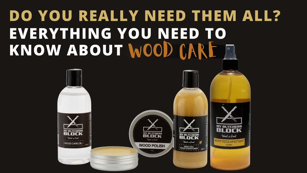 Everything you need to know about Woodcare