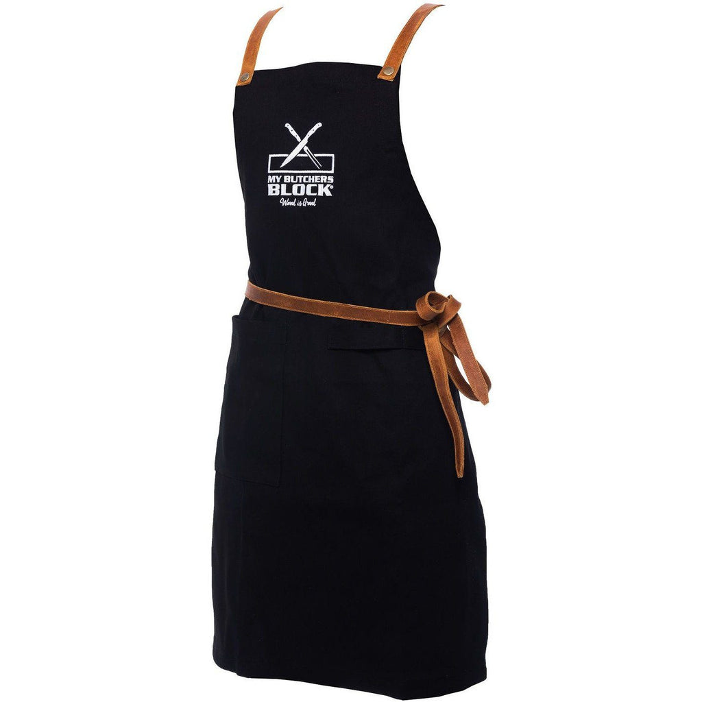 Denim and Leather Apron Kitchen accessories My Butcher's Block