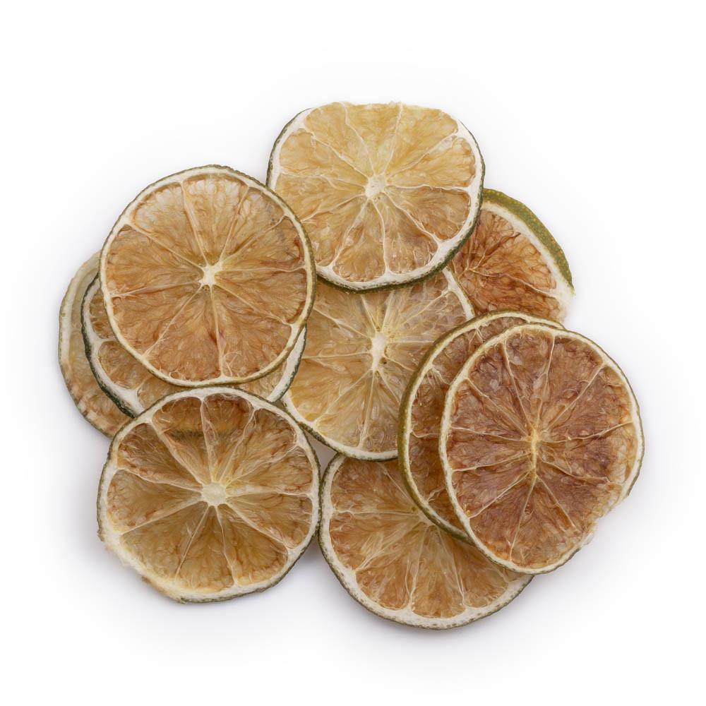 Dehydrated Lime Slices - 100g Bar Accessories My Butchers Block