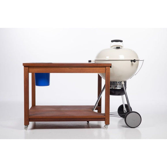 My Butchers Block Kettle Braai Bench - Large