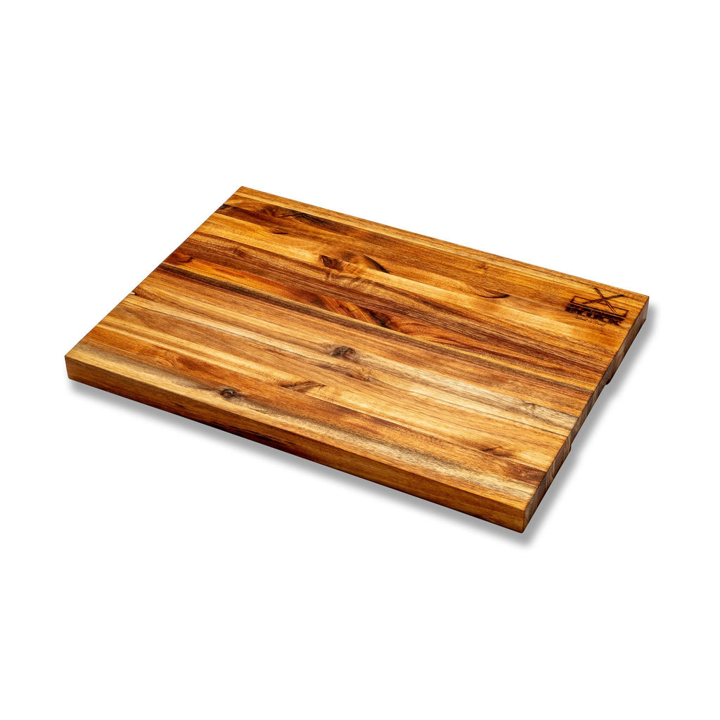 Double-Sided Cutting Board with Juice Groove - Large Chopping Blocks My Butchers Block