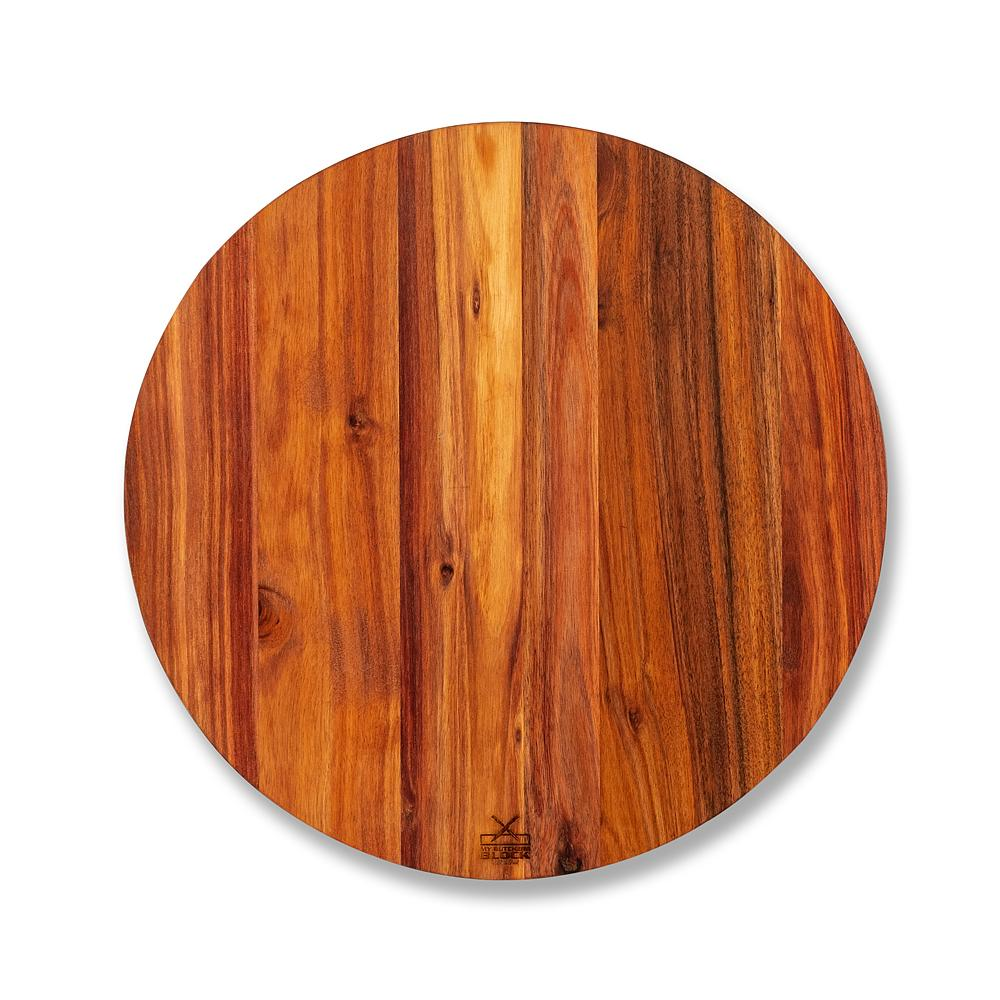 Wooden Lazy Susan Wooden accessories My Butcher's Block