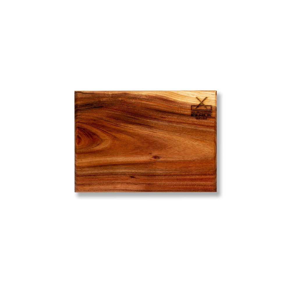 Basic Wooden Cutting Board Chopping Boards My Butcher's Block 350mm x 250mm x 20mm Brown Kynsna Blackwood