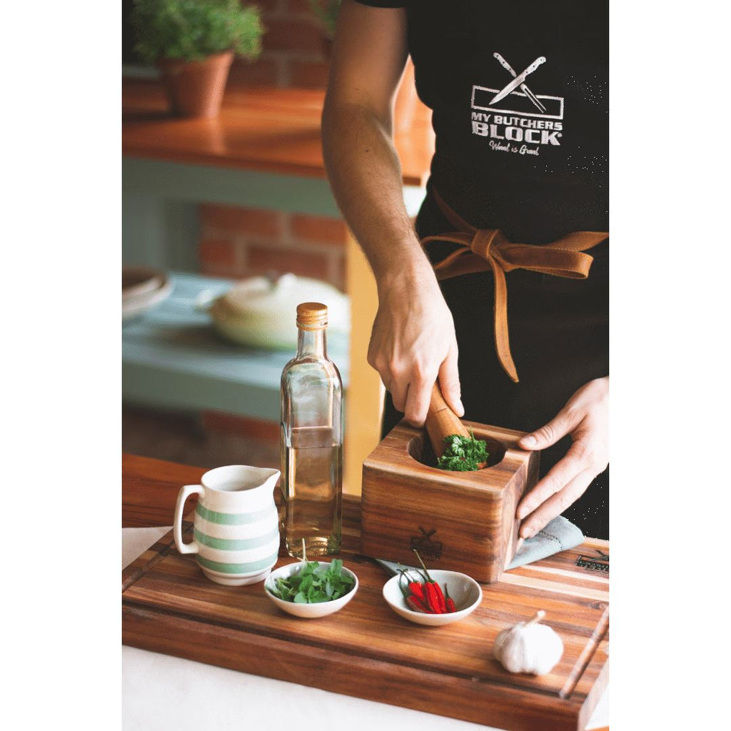 Pestle and Mortar Kitchen accessories My Butcher's Block