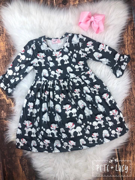 Poodle Dress