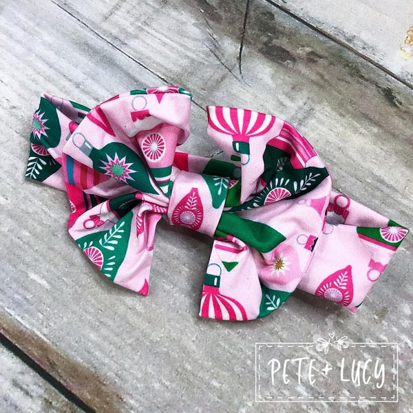 Joyful Holiday Headband